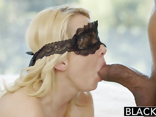 BLACKED Pretty Blonde Wife Aaliyah Love and Her Black Lover
