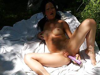 Sexxycandyxxx solo squirt