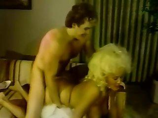 Big Tit Super Stars Of The 80's Helga Sven - 40 Plus Bra Buster.