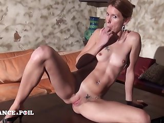 La France A Poil - Sextape In Pov With Max For This Hor